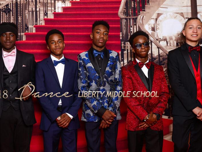 Liberty Middle School Dance 2018